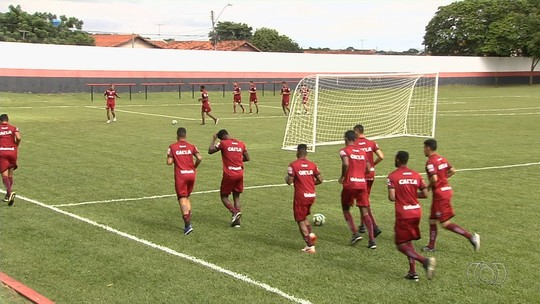 De contrato renovado, William Alves espera Atlético-GO forte já no Estadual