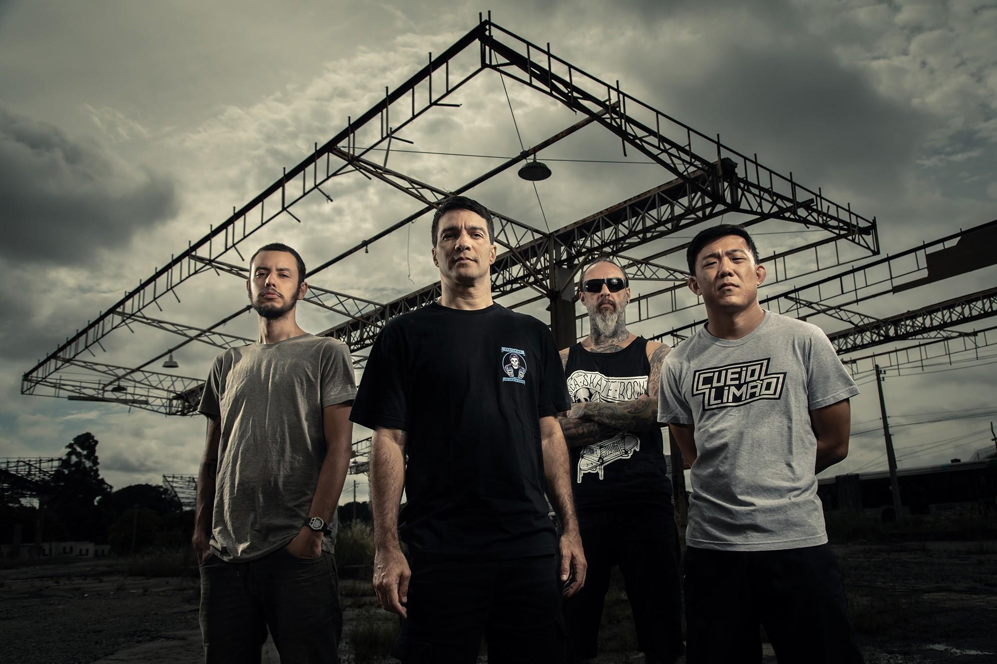 Dead Fish compila raridades da discografia da banda no álbum 'Lado bets'