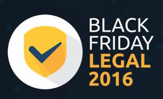Black Friday Legal (Foto: Reprodução/Luana Marfim)