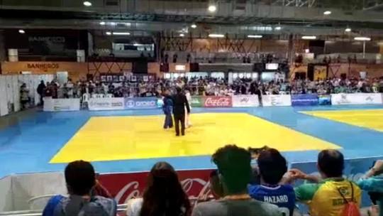 Rondoniense conquista medalha de prata nos Jogos Escolares da Juventude, em Santa Catarina