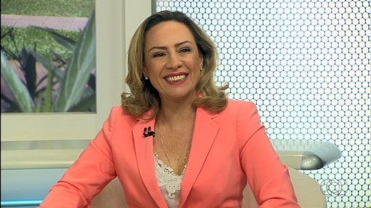 Adriana Accorsi é entrevistada pelo Jornal Anhanguera 1ª Edição
