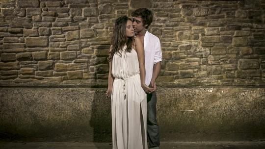 Amanda de Godoi e Francisco Vitti fazem ensaio tocante e eternizam o amor de Nanlipe