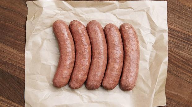 Salsichas da Beyond Meat (Foto: Divulgação)