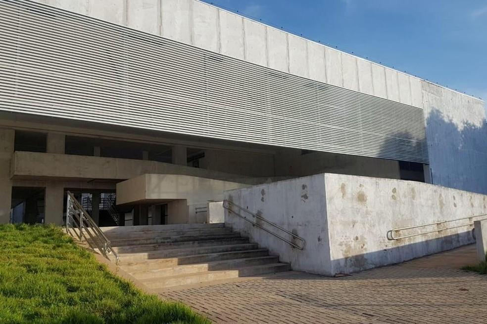 Projeto homenageia Ueze Elias Zharan com o nome da nova escola técnica estadual — Foto: Seciteci