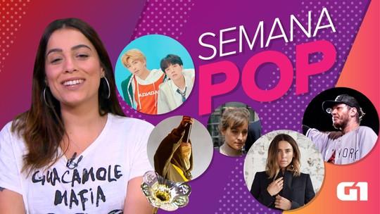 Semana Pop tem atriz em culto sexual, meet & greet esquisitão do BTS e bizarrices do Lolla; ASSISTA