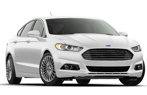 Mais Caro Ford Fusion 2015 Ganha Cinto Infl 225 Vel E Bancos