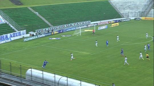 Juventude x CSA - Campeonato Brasileiro Série B 2018 - globoesporte.com