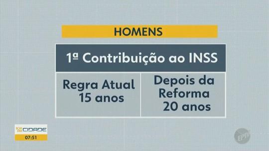 Pode Perguntar: 9 temas da Reforma da Previdência que irão mexer com a vida das pessoas