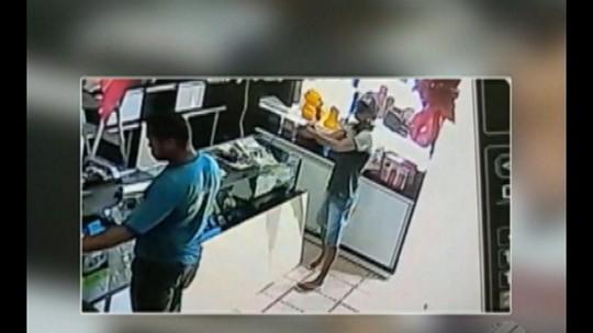 Homens assaltam loja e fazem reféns em Ourilândia do Norte