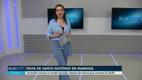 Bolo de Santo Antônio será servido neste domingo