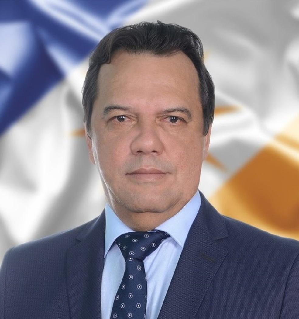 Fabion Gomes foi eleito para voltar à AL como deputado — Foto: Reprodução/Facebook