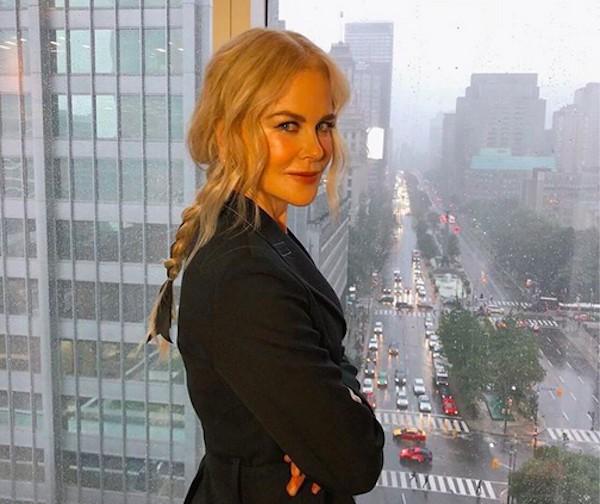 A atriz Nicole Kidman (Foto: Instagram)