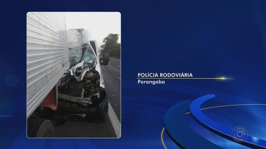 Vítimas de acidente entre ambulância e caminhão são enterradas em Bernardino de Campos