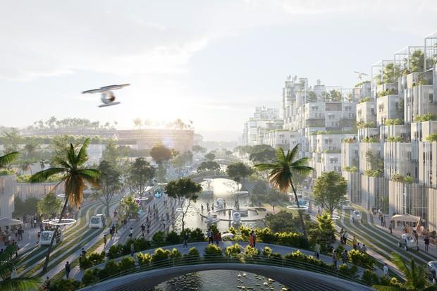 4 projetos futurísticos para lidar com a crise climática