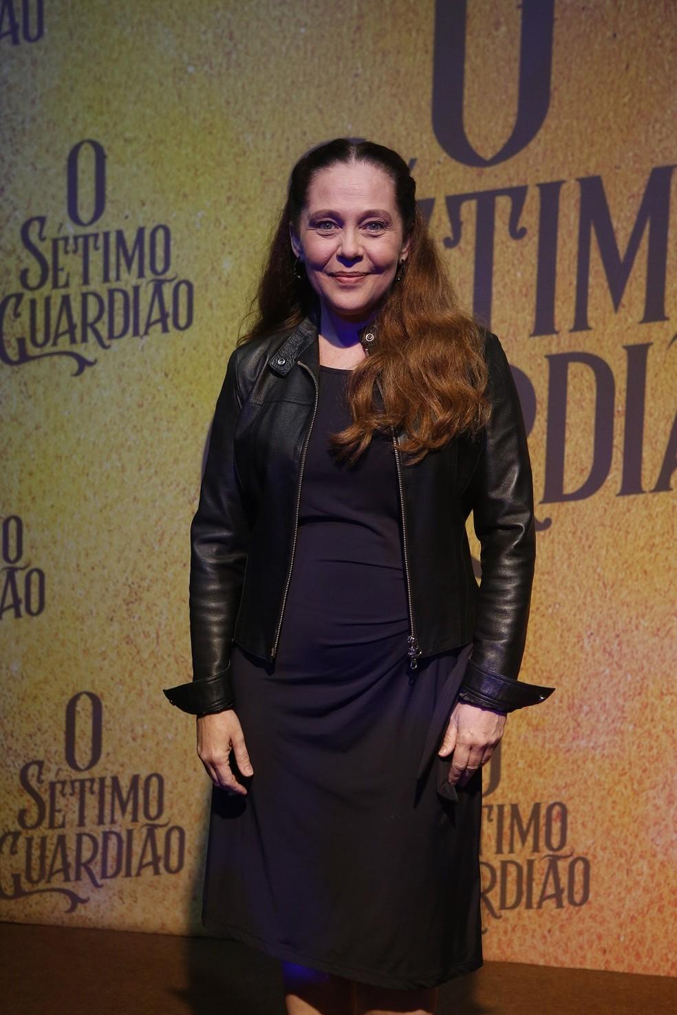 Isabela Garcia também está no elenco da nova novela — Foto: Fabiano Battaglin/Gshow
