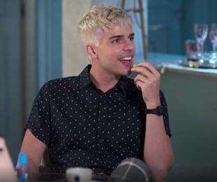 Diego Montez, o William de 'Bom sucesso' | TV Globo