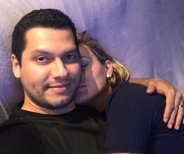 Thiago Lopes e Andressa Urach (Foto: Reprodução/Instagram)