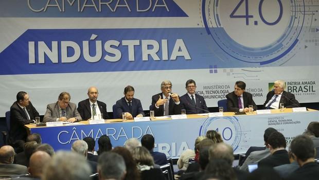 Resultado de imagem para imagens da camara brasileira da industria 4.0