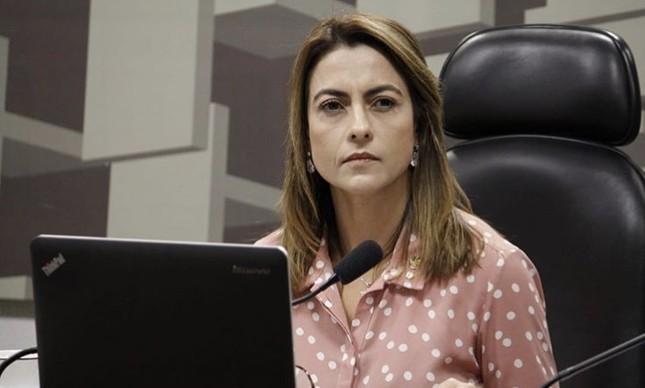 """Senadora Soraya Thronicke (PSL-MS) comandando o PSL Mulher: """"Nossa pauta será FEMININA e NÃO feminista"""""""