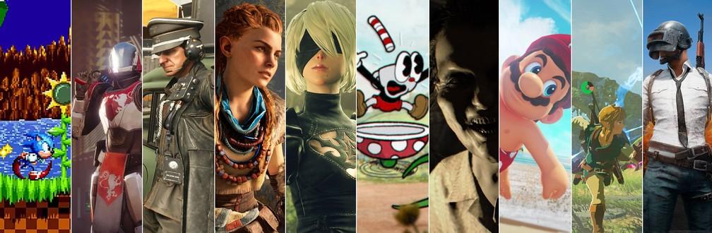 10 melhores games de 2017 (Fo Divulgação)