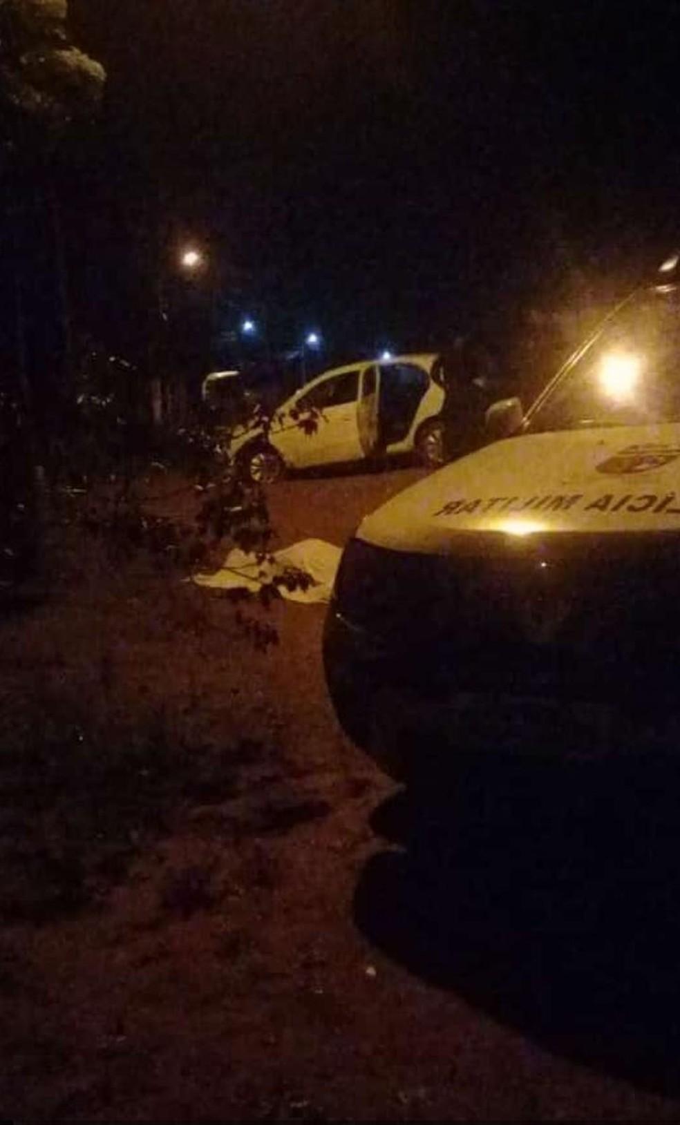 Policial Militar foi morto em assalto na Grande Natal após ser reconhecido pelos bandidos — Foto: Redes Sociais