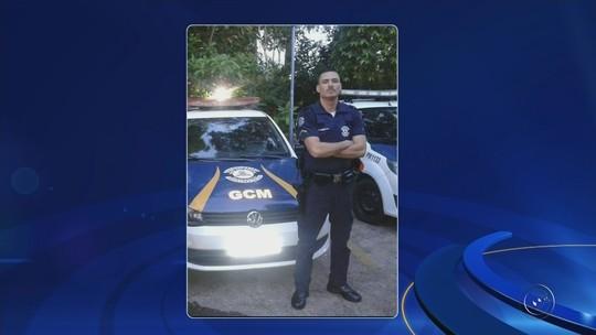 Guarda Municipal de Rio Preto que morreu após afogamento em Guarujá é enterrado