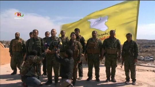 Aliança militar diz ter eliminado último reduto do Estado Islâmico na Síria