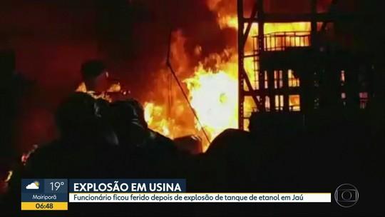 Dois incêndios assustam moradores do interior do Estado de São Paulo