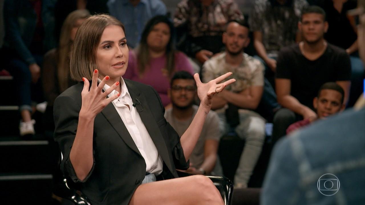 Deborah Secco conta história sobre preparação para o filme de Bruna Surfistinha