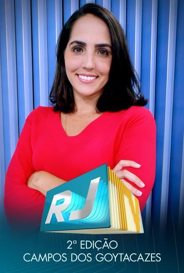 RJ Inter TV 2ª Edição *Campos dos Goytacazes (Inter TV Planície)