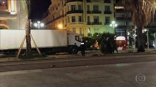 Agressores têm usado veículos como armas em ataques na Europa