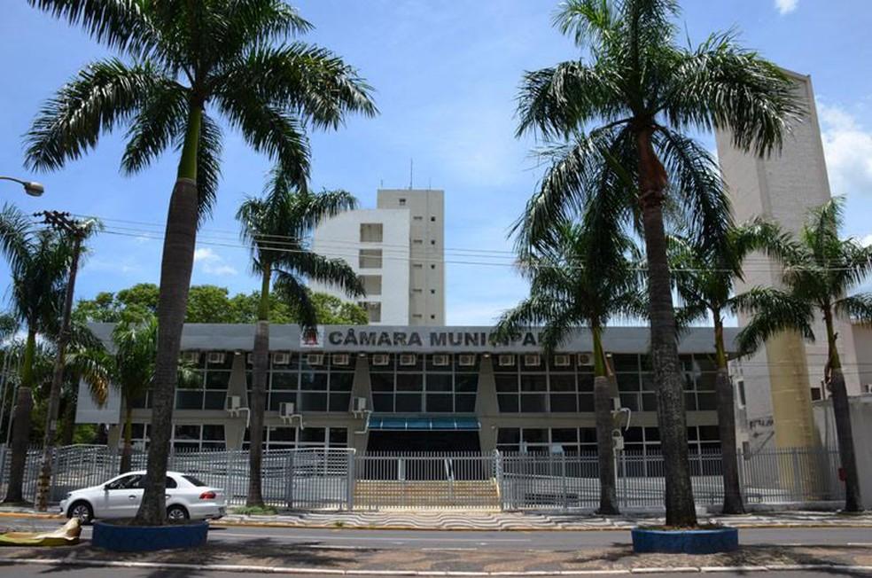 Câmara Municipal de Presidente Prudente (Foto: Divulgação/Câmara)