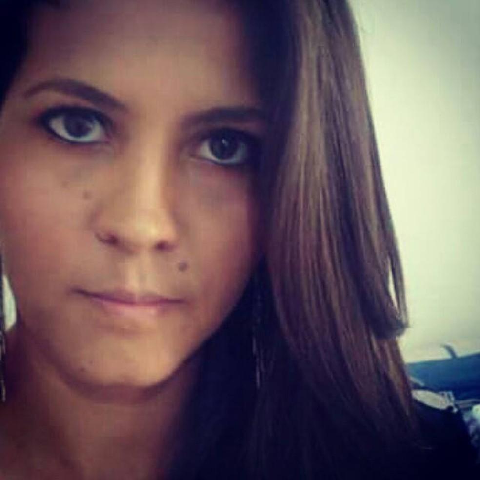 Mariana morava em São Gabriel do Oeste e passeava no Peru — Foto: Redes Sociais/ Arquivo Pessoal