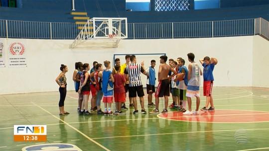 Mestres do Esporte: Basquete faz técnico vencer a obesidade na infância e colecionar conquistas