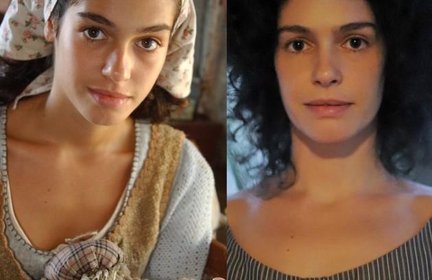 """Maria Flor interpretou Tina, jovem que sofre com um amor não correspondido. A atriz voltará ao ar em """"Um lugar ao Sol"""", novela de Licia Manzo (Foto: TV Globo - Reprodução)"""