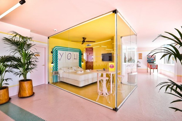 Zero Suite Residencies (Foto: divulgação)