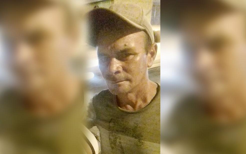 Francisco Lúcio Maia, de 48 anos, foi atropelado e morto por carro dirigido por médica em Cuiabá (Foto: Arquivo pessoal)