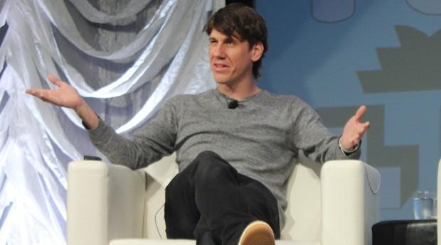 Dennis Crowley, fundador do Foursquare no SXSW 2019 (Foto: época negócios)