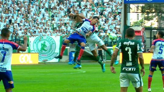 Com a presença de Felipe Melo no STJD, Palmeiras vai tentar evitar punição mais pesada ao volante