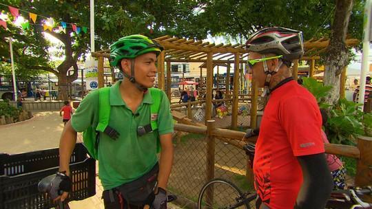Ciclistas dão dicas de como adotar a bicicleta como estilo de vida