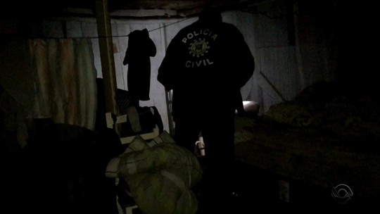 Operação contra o tráfico de drogas é deflagrada em sete cidades do Rio Grande do Sul
