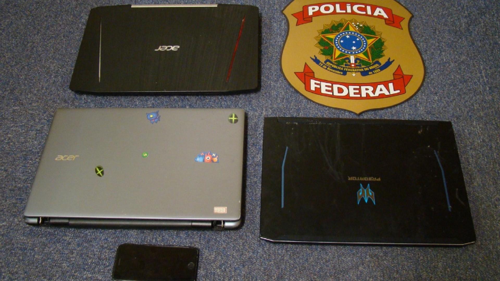Homem é preso suspeito de guardar centenas de arquivos de pornografia infantil em Curitiba, diz PF