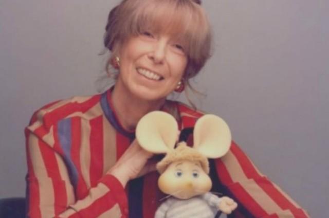 A italiana Maria Perego, criadora do Topo Gigio (Foto: Reprodução)