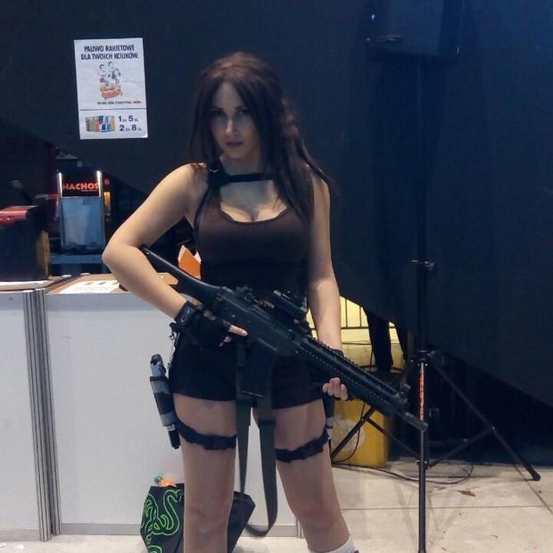 Lara Croft, de Tomb Raider (Foto: Divulgação)