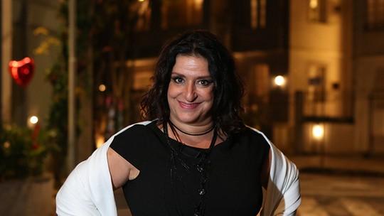 Grace Gianoukas celebra Teodora, estrela do spin-off de 'Haja Coração': 'Agradeço ao público'