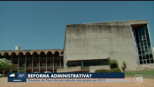 Governo do Piauí discute redução de gastos e outras reformas administrativas para 2019