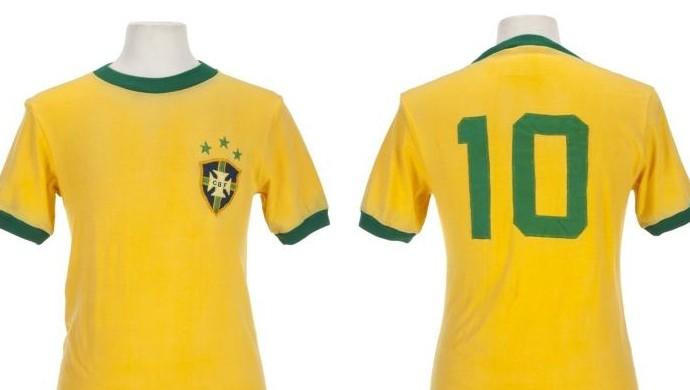 Leilão Pelé (Foto: Divulgação)