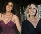 Giovanna Antonelli na primeira fase de 'Segundo Sol' e com novo visual para a segunda fase | TV Globo
