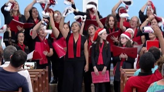 Cantata e banda sinfônica se apresentam em Salesópolis e Mogi das Cruzes