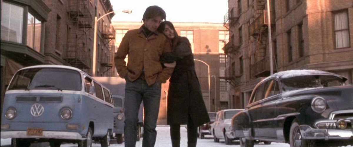 Tom Cruise e Penélope Cruz em cena de Vanilla Sky (Foto: Divulgação)